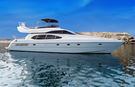 FIRST YACHT 58