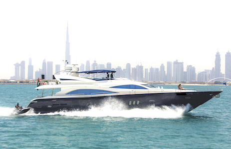 FIRST YACHT 3