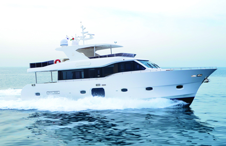 FIRST YACHT 5