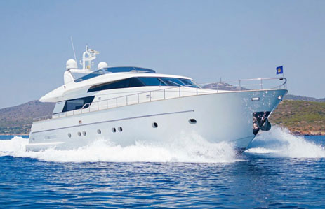 First Yacht 72
