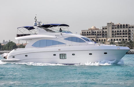 First Yacht 88